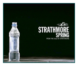 Strathmore Spring Water Adverts