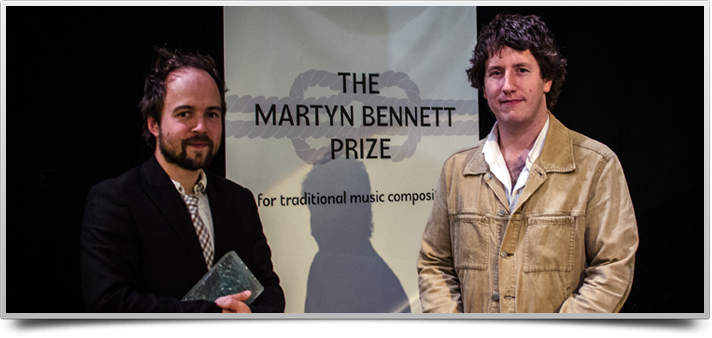 Event - The Martyn Bennett Prize: Queens Hall 2013